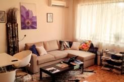 ОТДАДЕН !!! Дава под наем Тристаен обзаведен апартамент до Морската градина в идеален център на Варна №1504